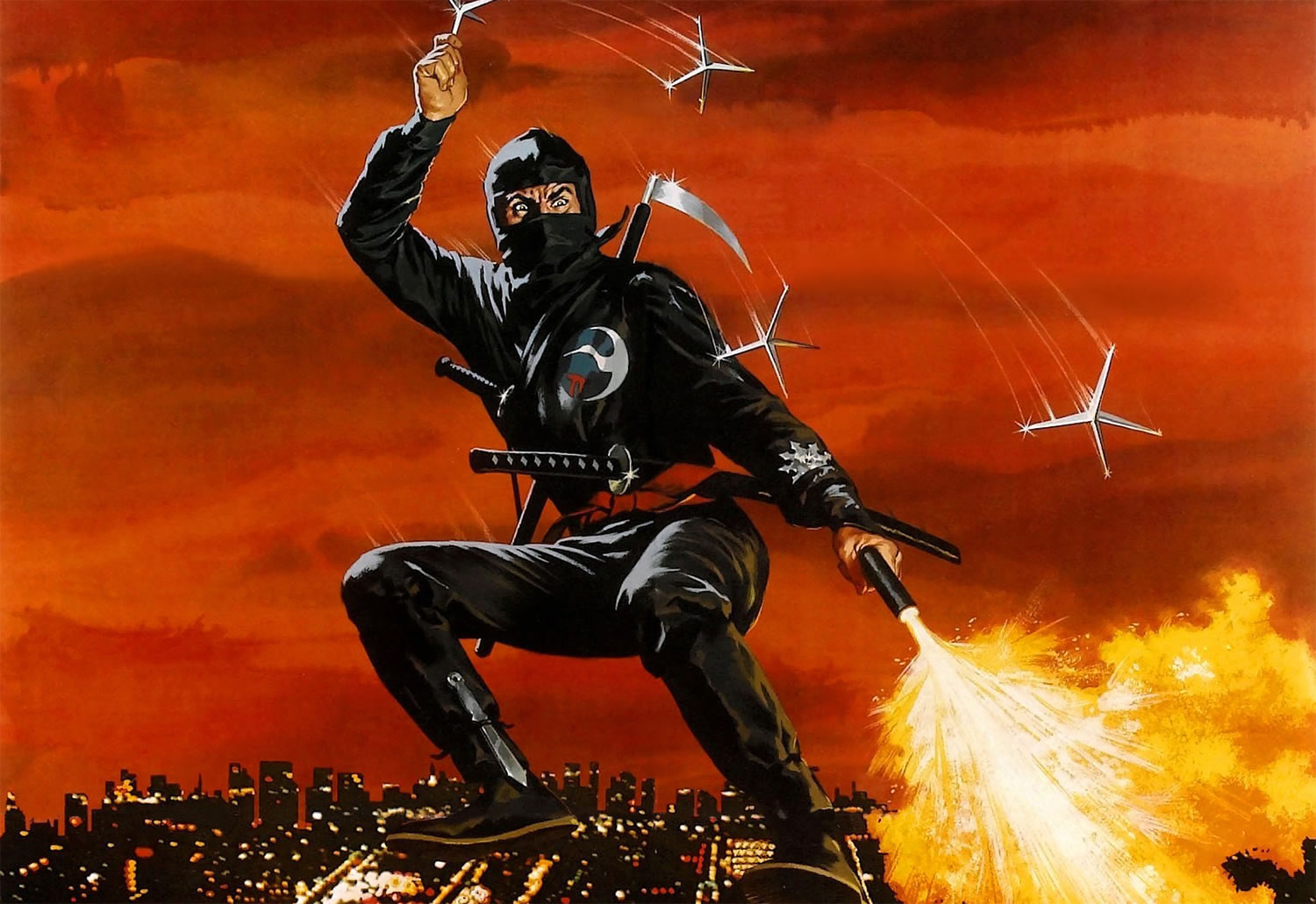 ninja in Electric Boogaloo: The Wild, Untold Story of Cannon Films