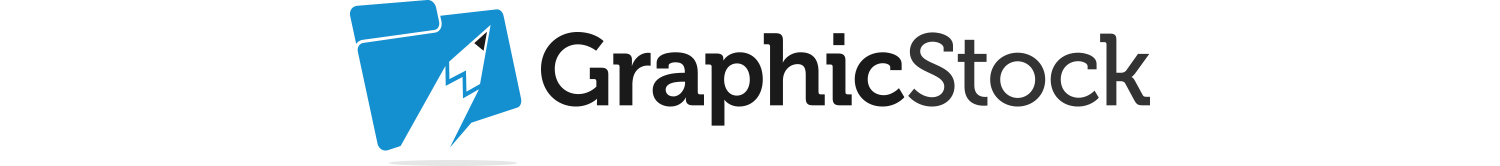 graphic stock logo