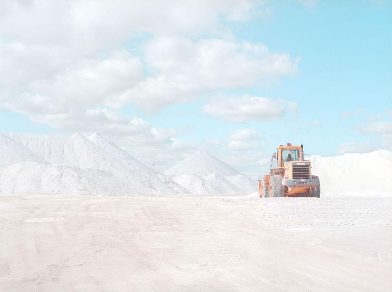 emma phillips landscape photography salt mines australia blue white