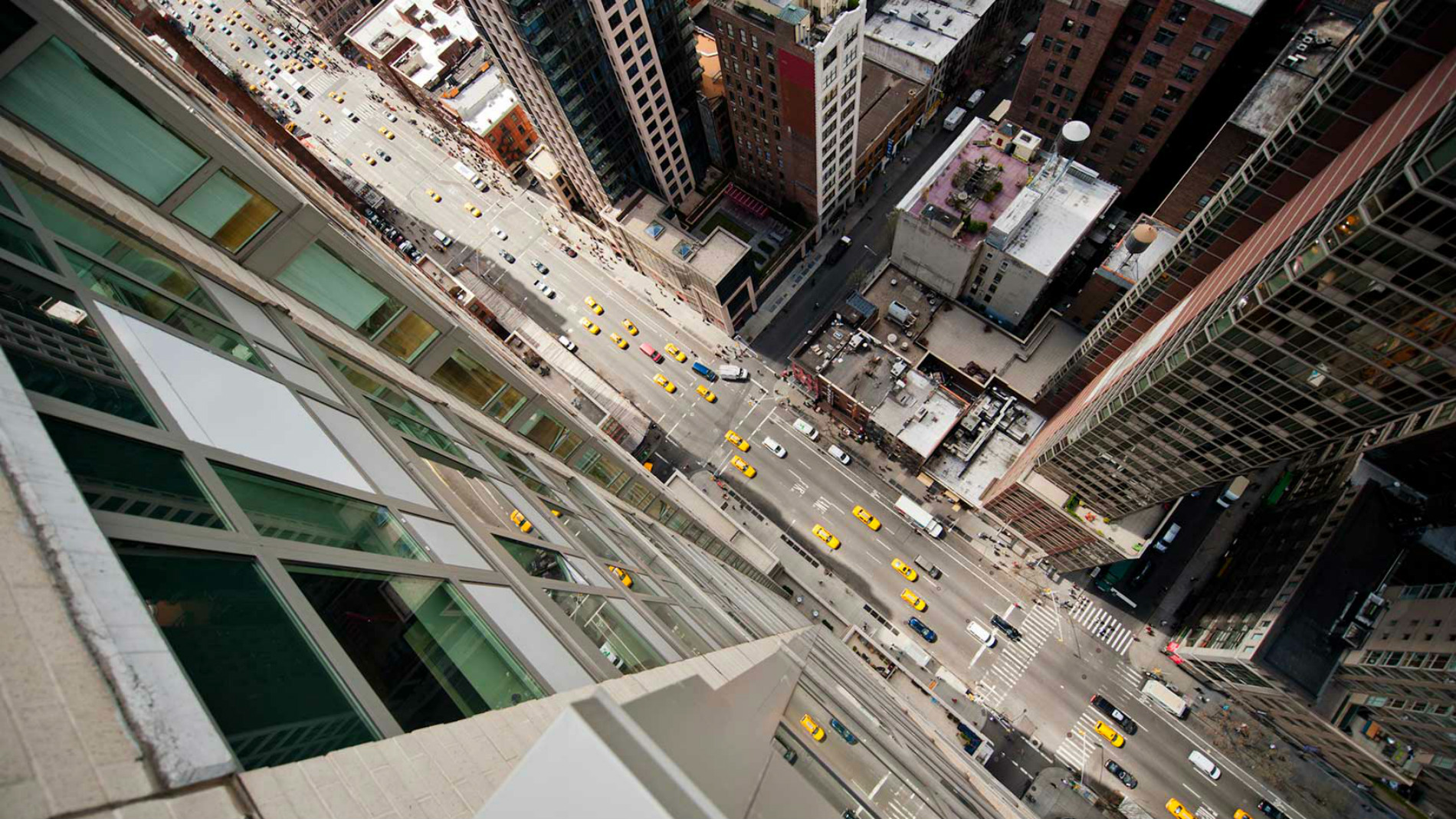 High Above the Skyscrapers with Navid Baraty