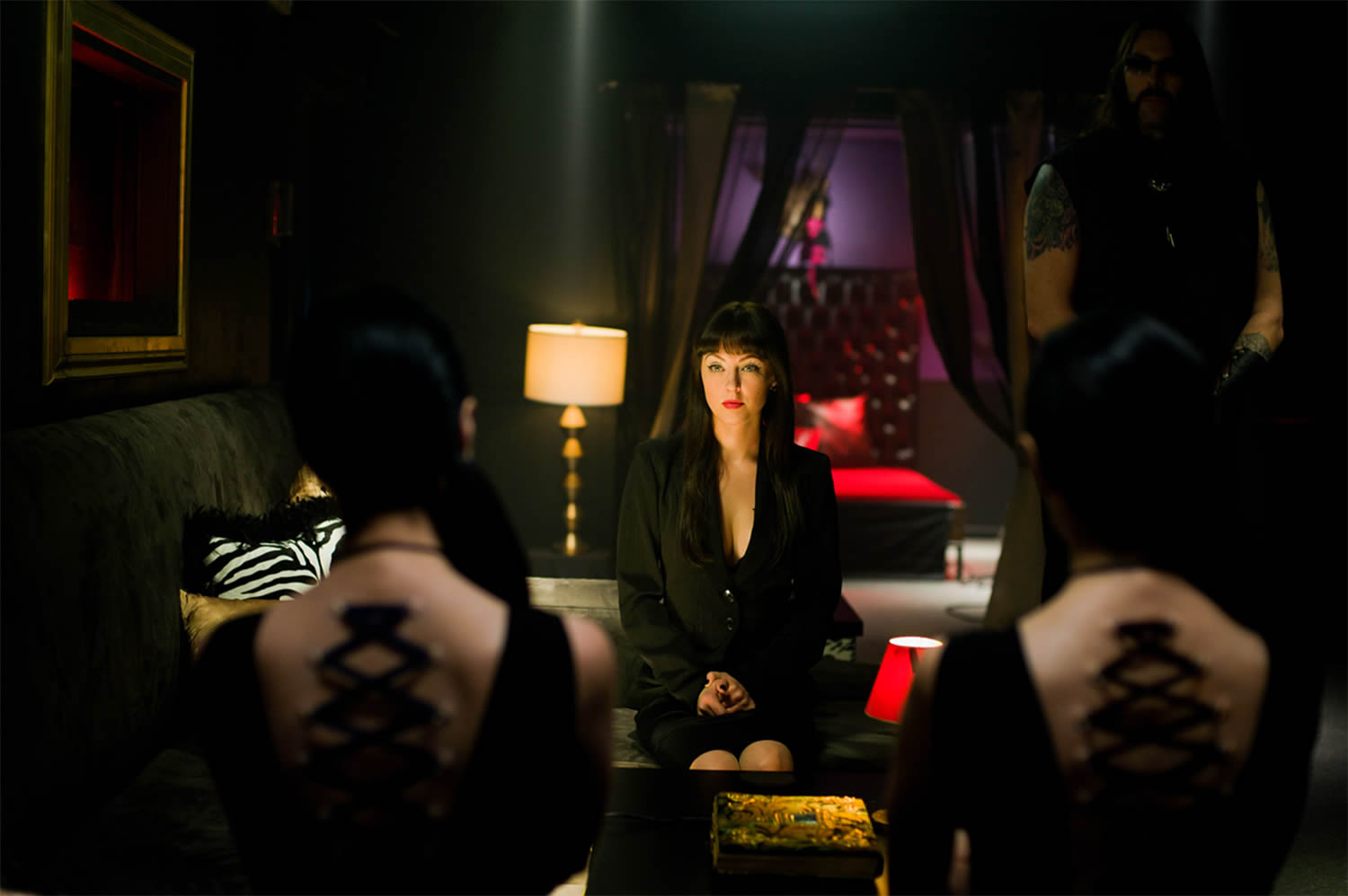 mary and the twisted twins in American Mary