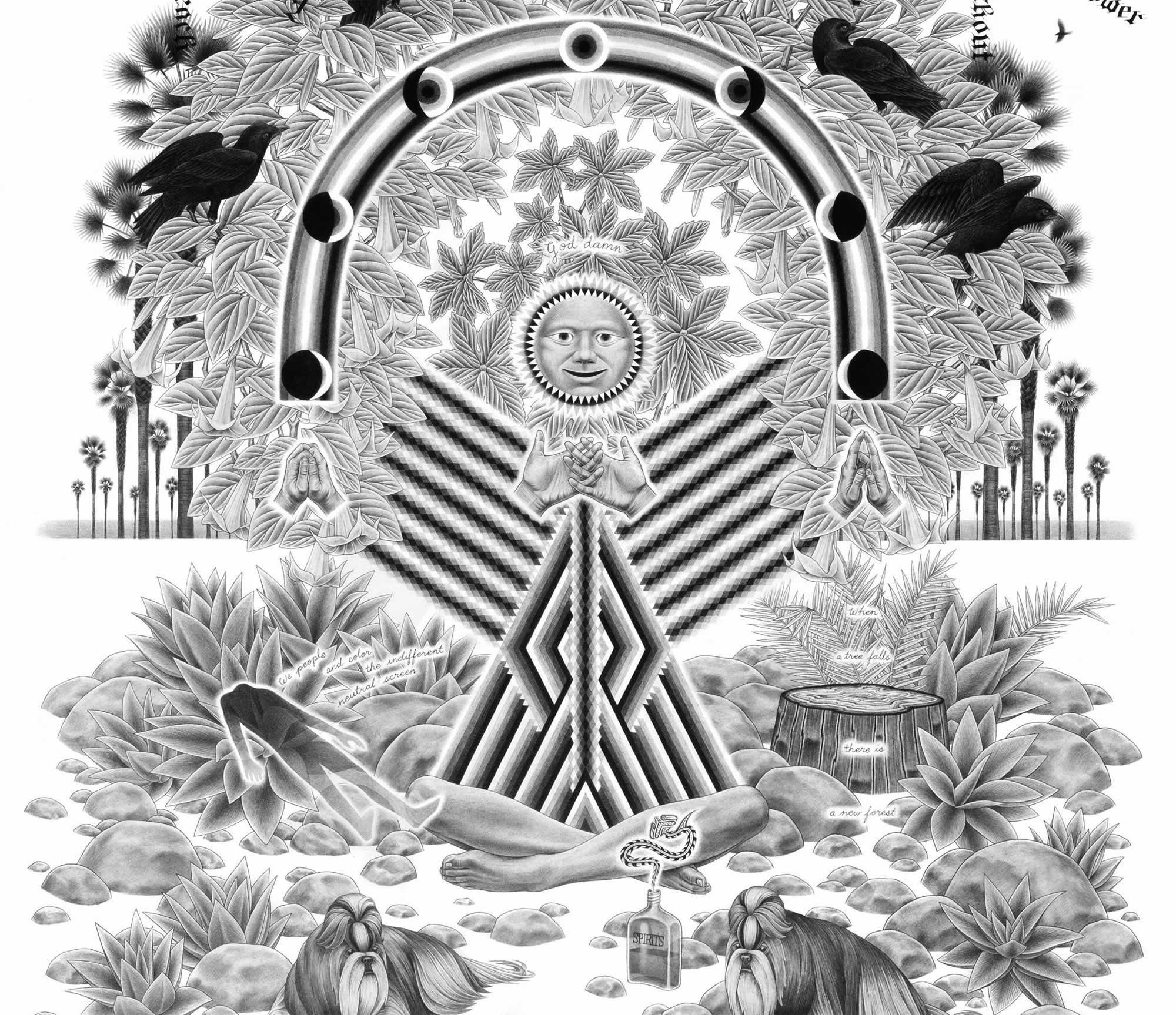 Eric Beltz's Vision of an American Mythology