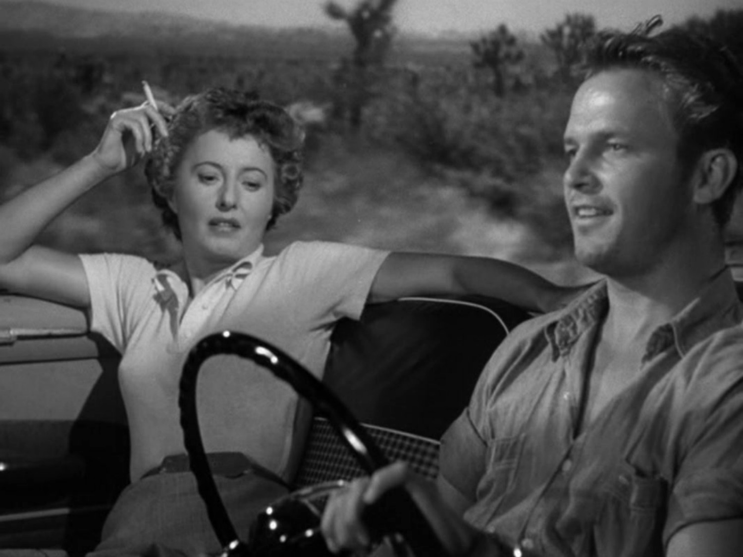 jeopardy 1953 car barbara stanwyck