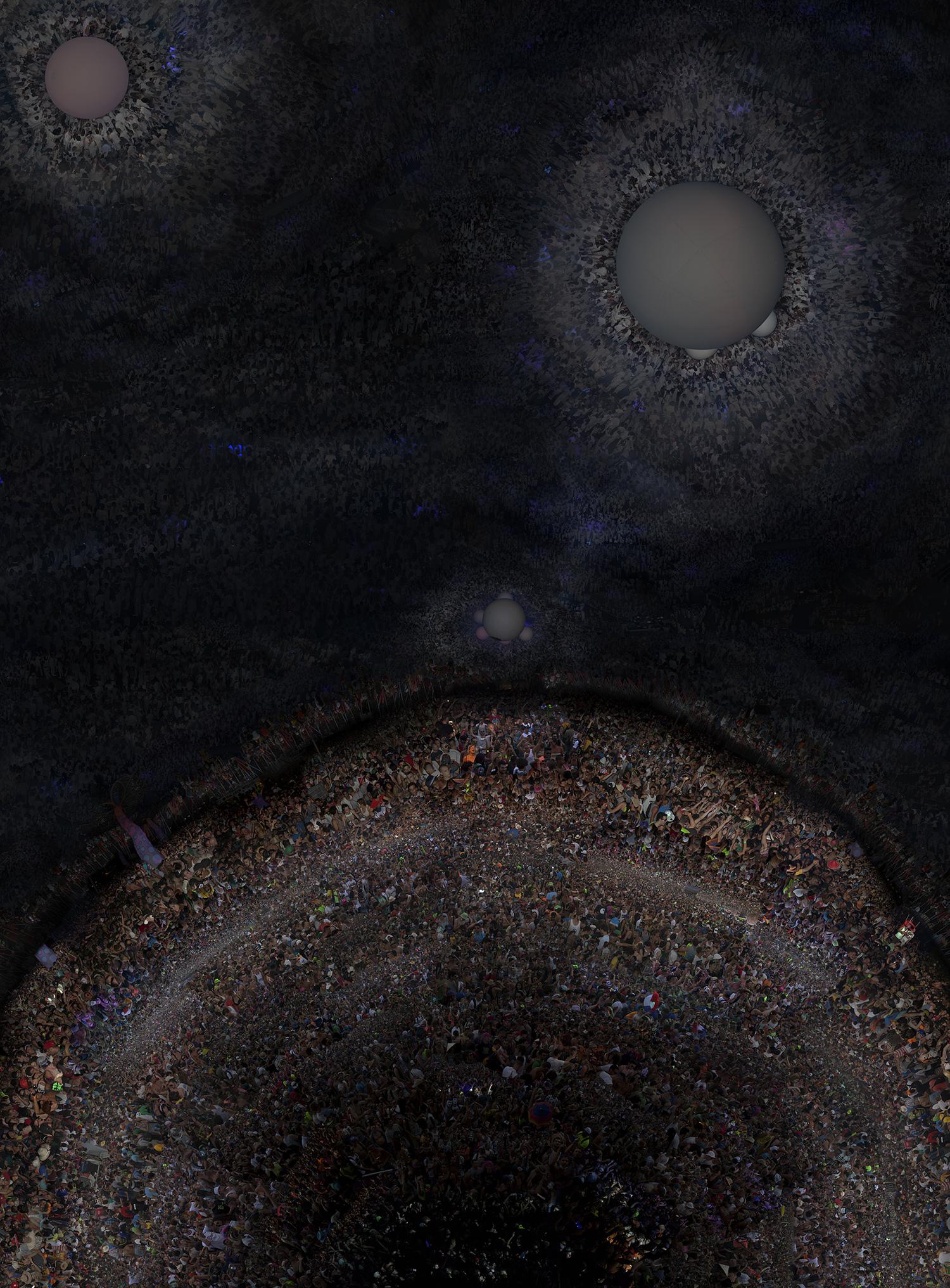 felix r cid photography music festival micro imagery cosmos