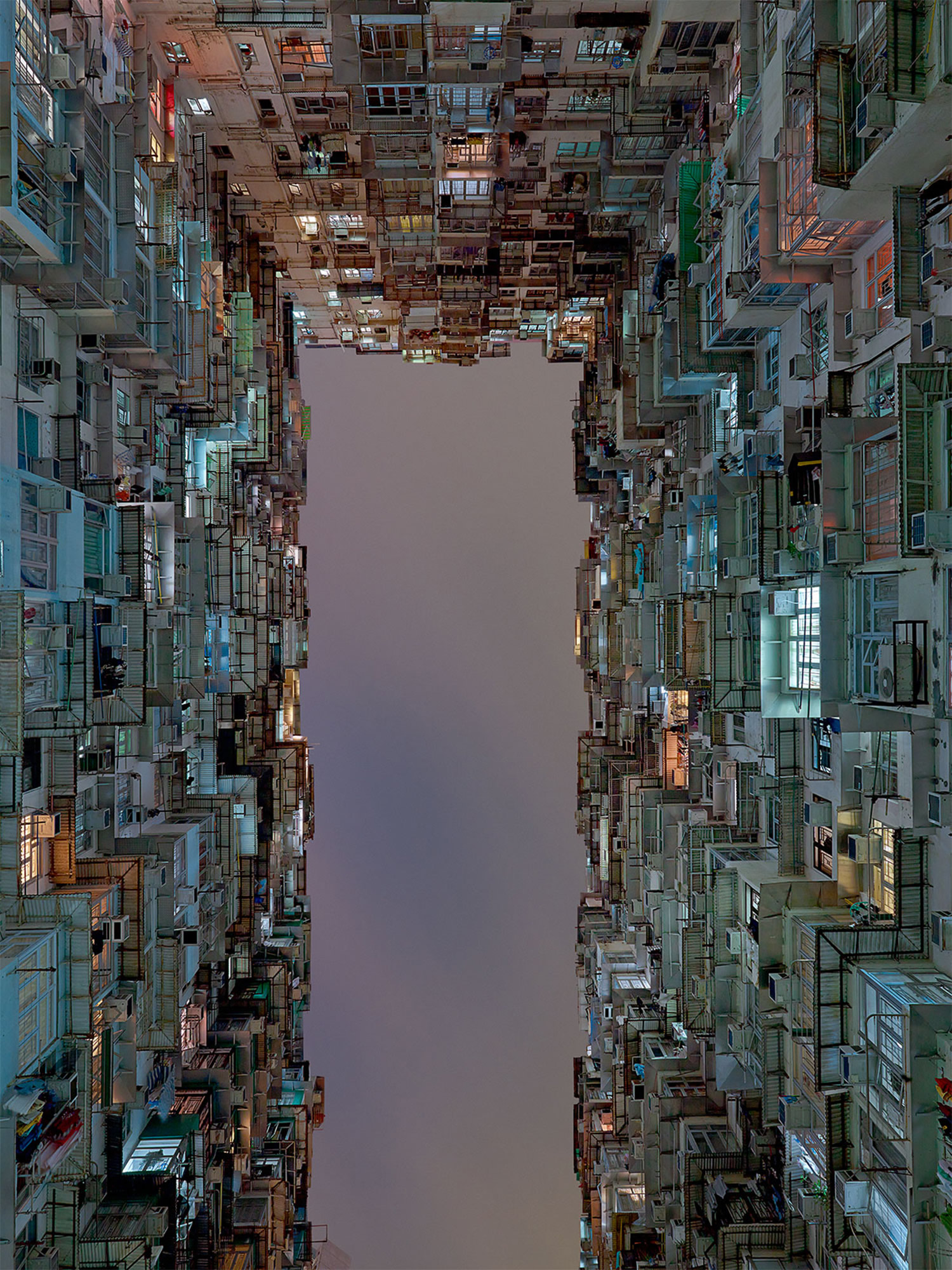 hans wilschut disorienting architectural photograph vertical rectangle