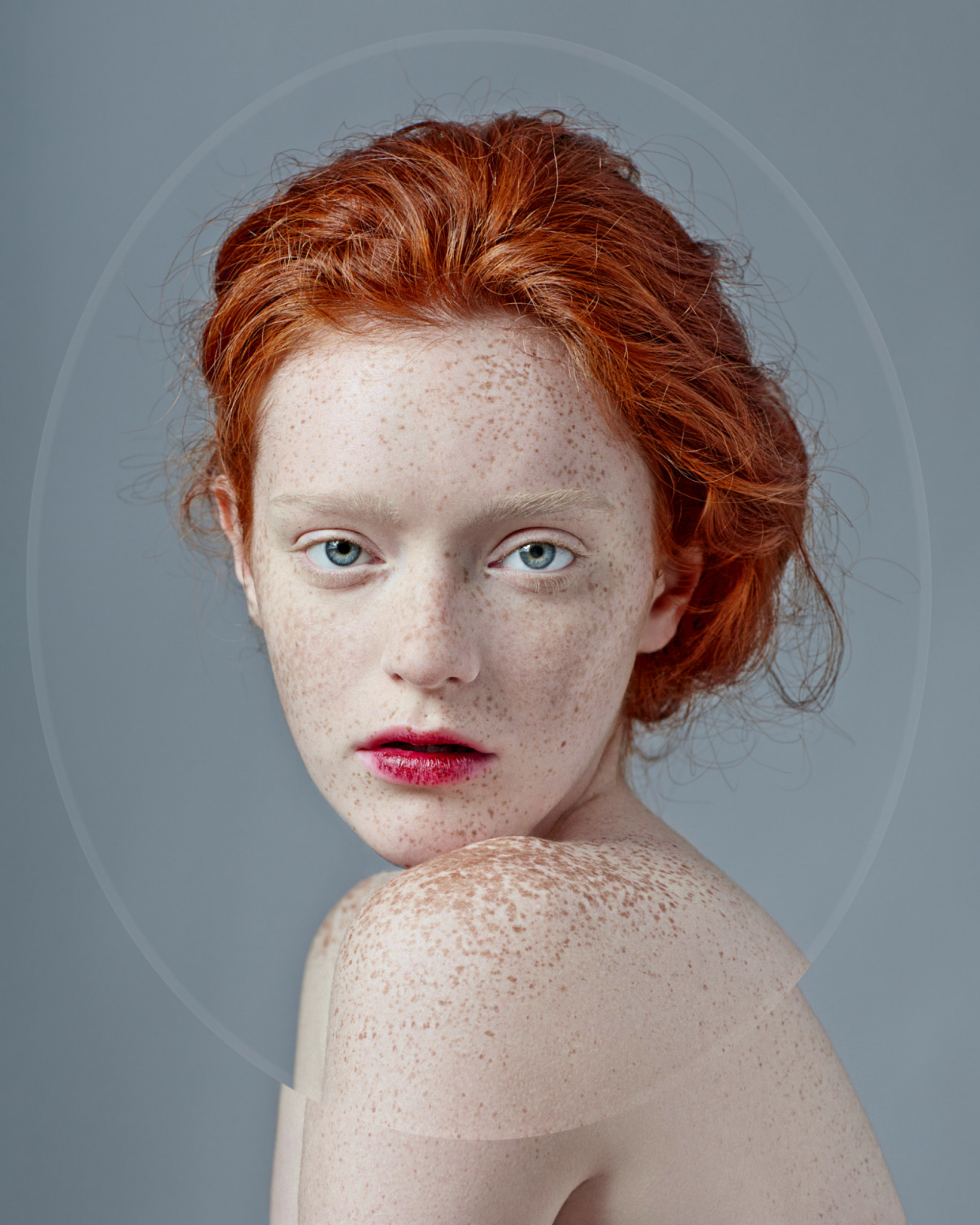 Red Haired Beauties shot by Kristina Varaksina