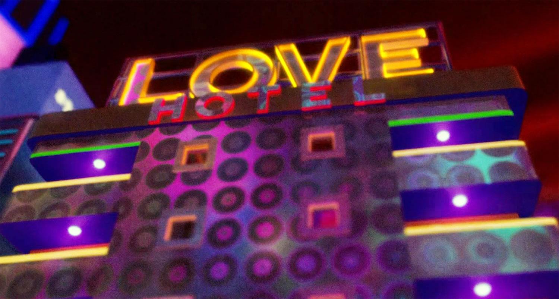 love hotel, Gaspar Noé's psychedelic drama was filmed at locations across Tokyo.