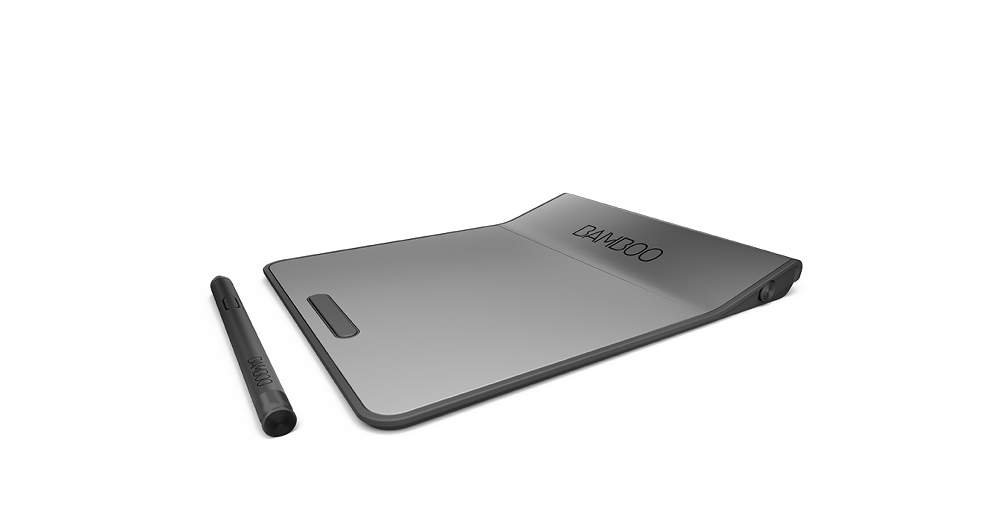 Win a Wacom Bamboo Touchpad with Digital Stylus