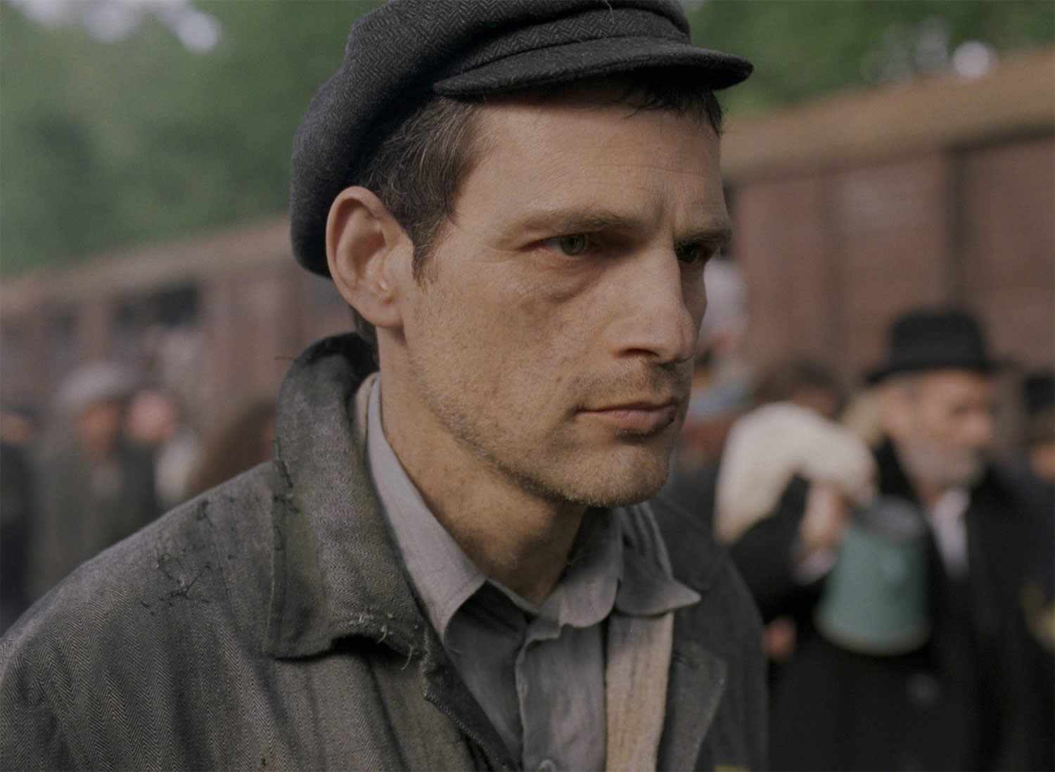 worker in son of saul