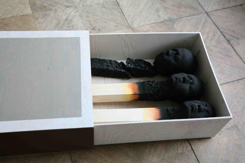 Wolfgang stiller matchstick men