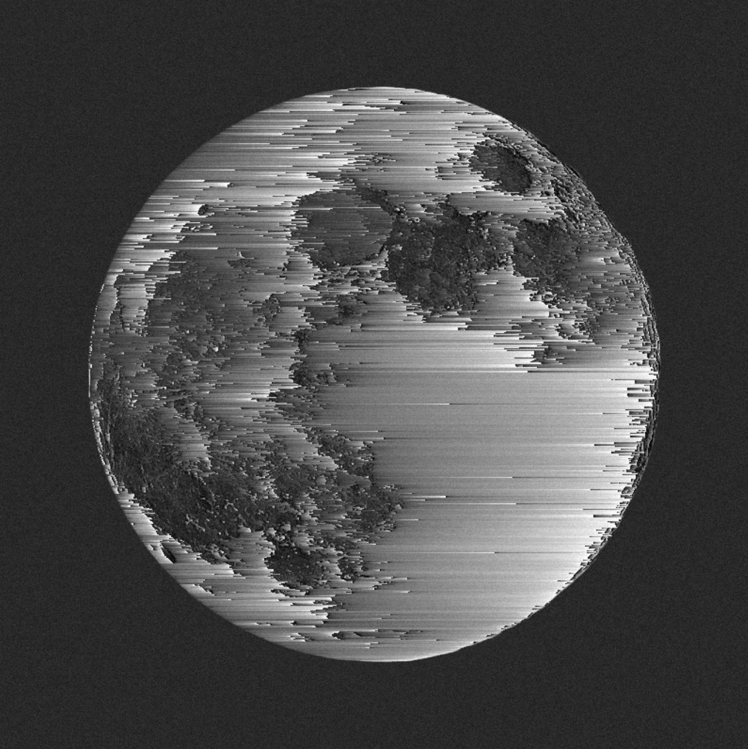 giacomo carmagnola pixel photography moon