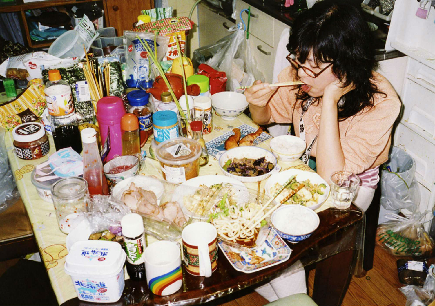 Motoyuki Daifu japan photography food mess
