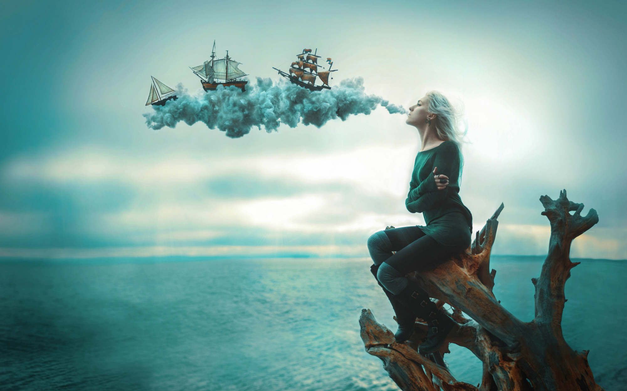 A Strong Wind Blows: Photography by Krista Nikole