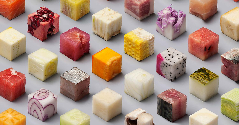 lernert and sander design dutch illusion food drink colour surreal