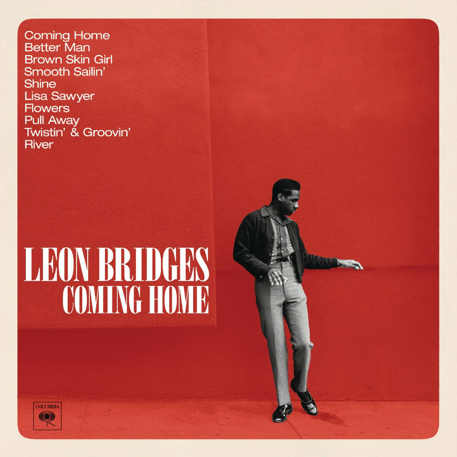 leon bridges coming come texas red motown