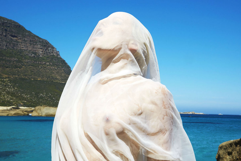 anne barlinckhoff photography nude erotic model blue white