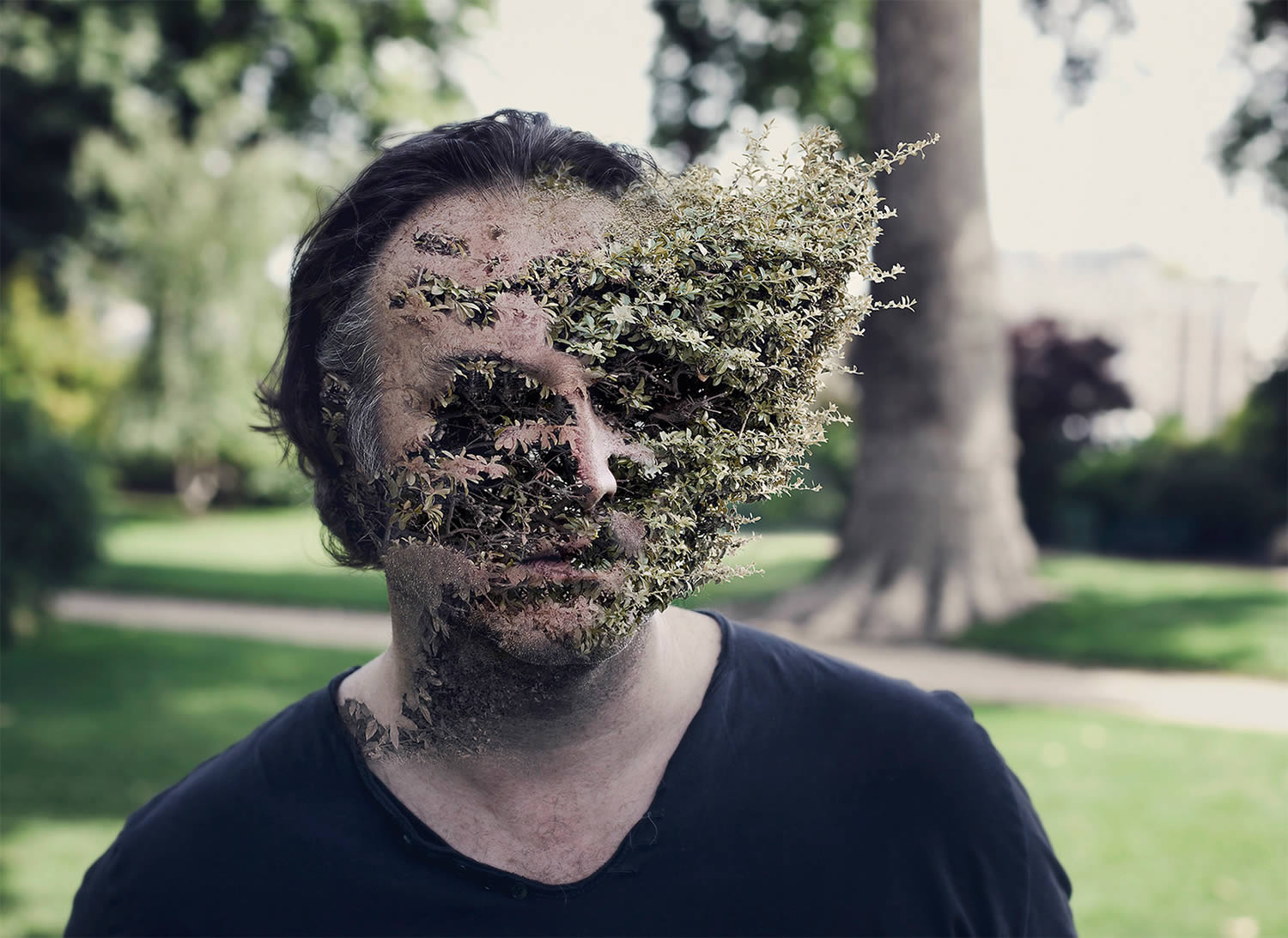 plant man manipulation