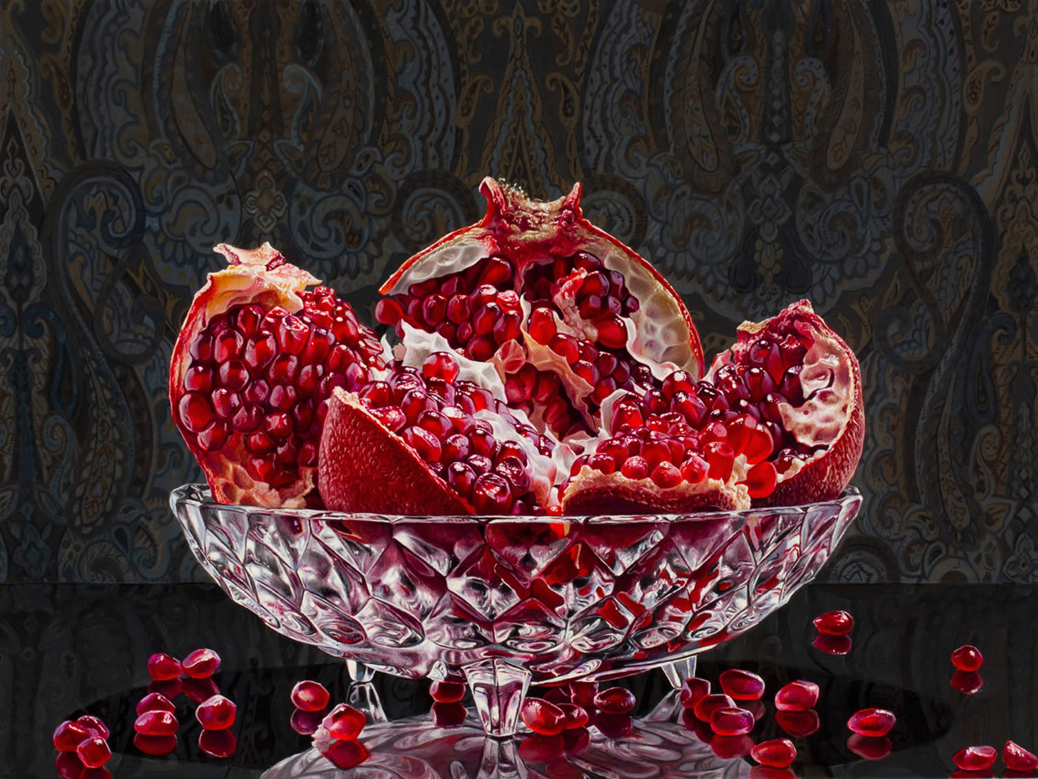 Pomegranate by eric wert