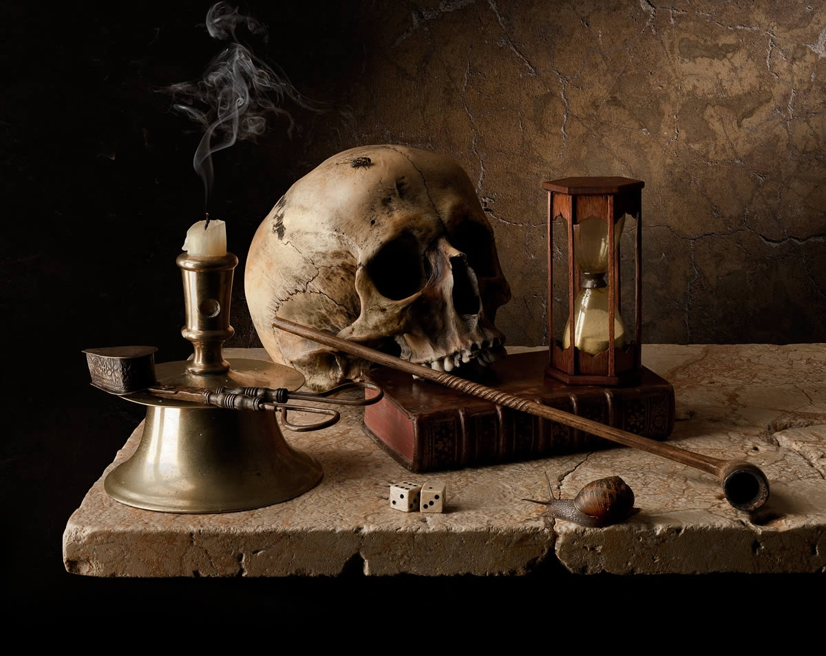 10 Skull Artworks Depicting Death and Memento Mori