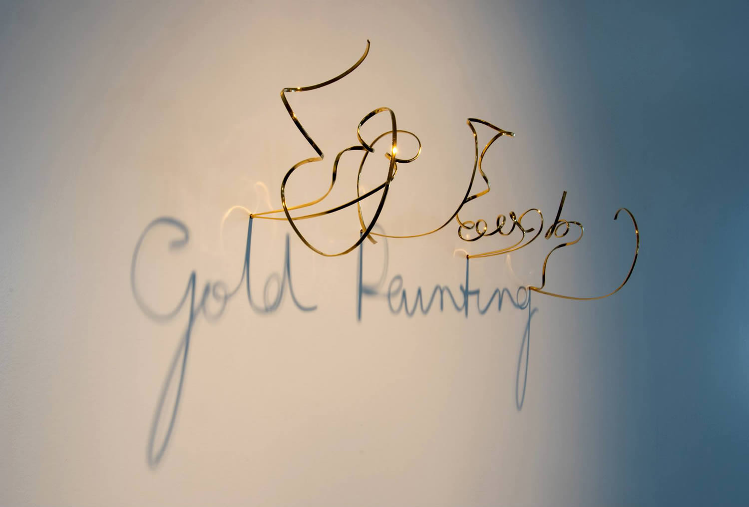gold paintings, fred eerdekens