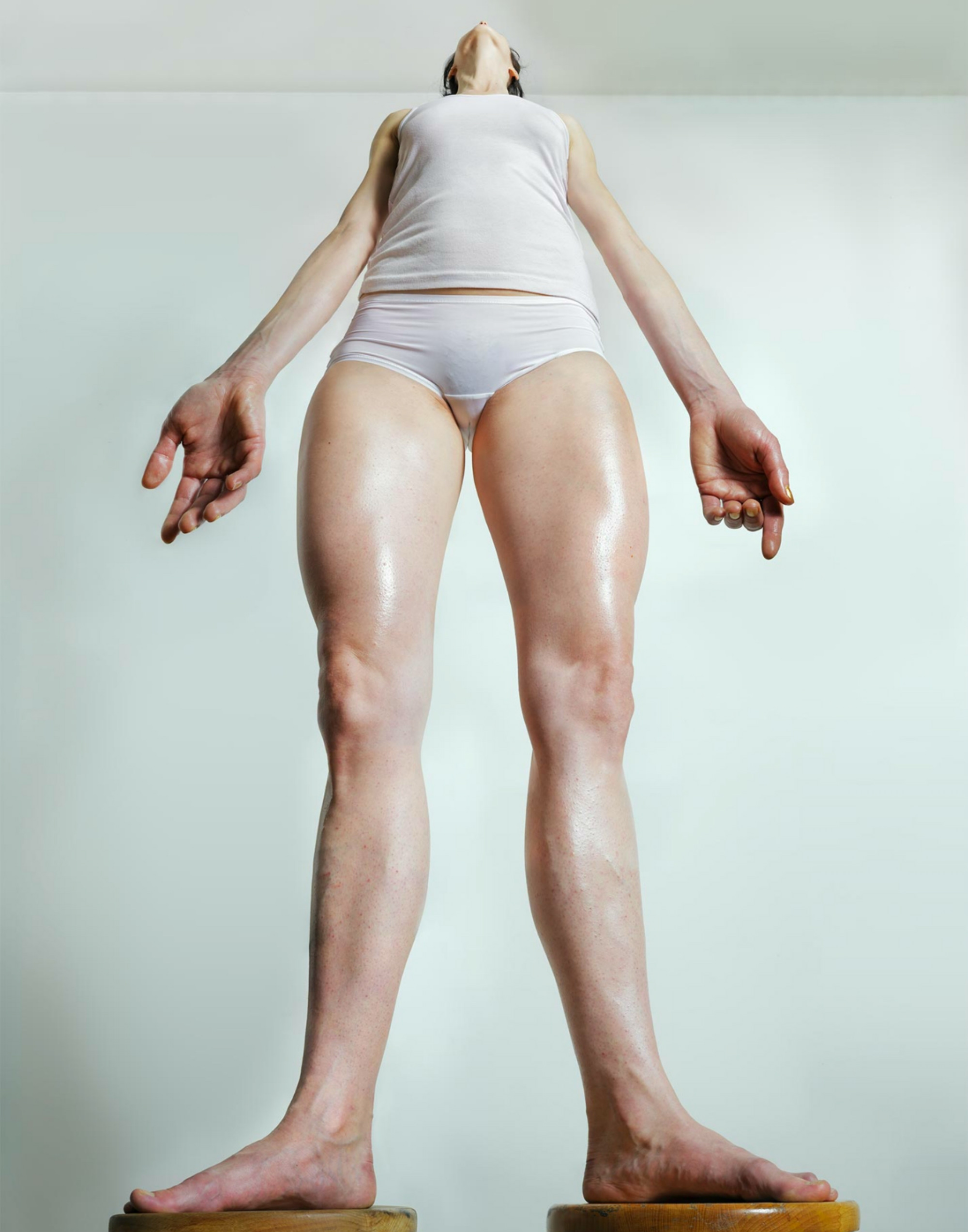 Fisheye Perspectives of the Body by Roger Weiss