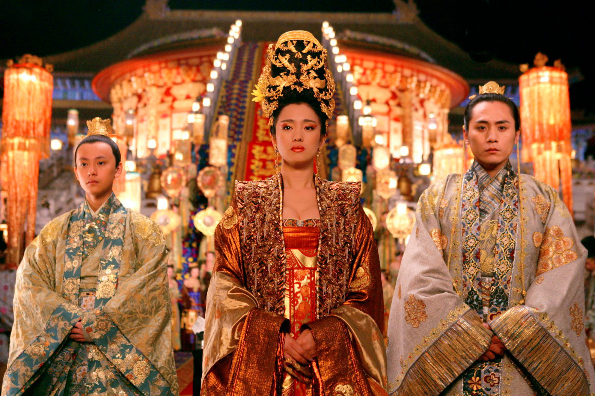 The Exuberant Cinematography of Zhang Yimou
