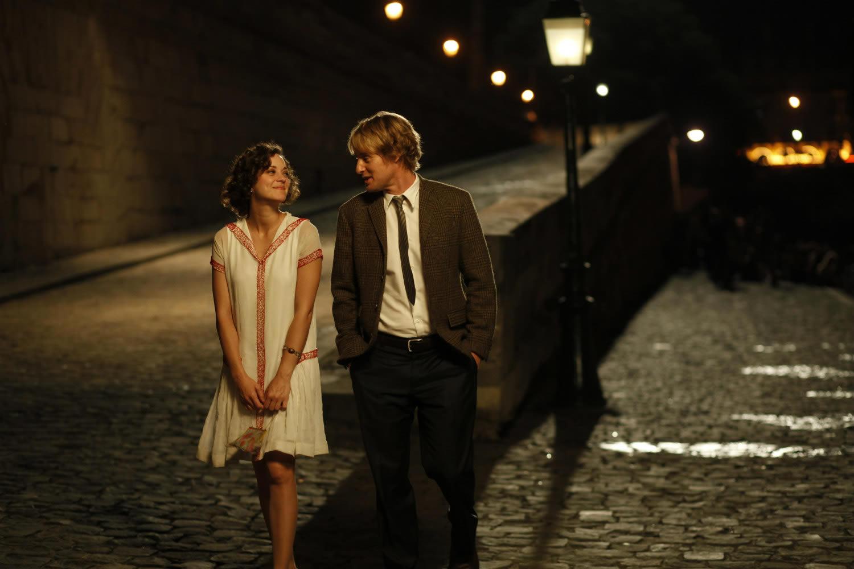 Midnight in Paris, Woody Allen film