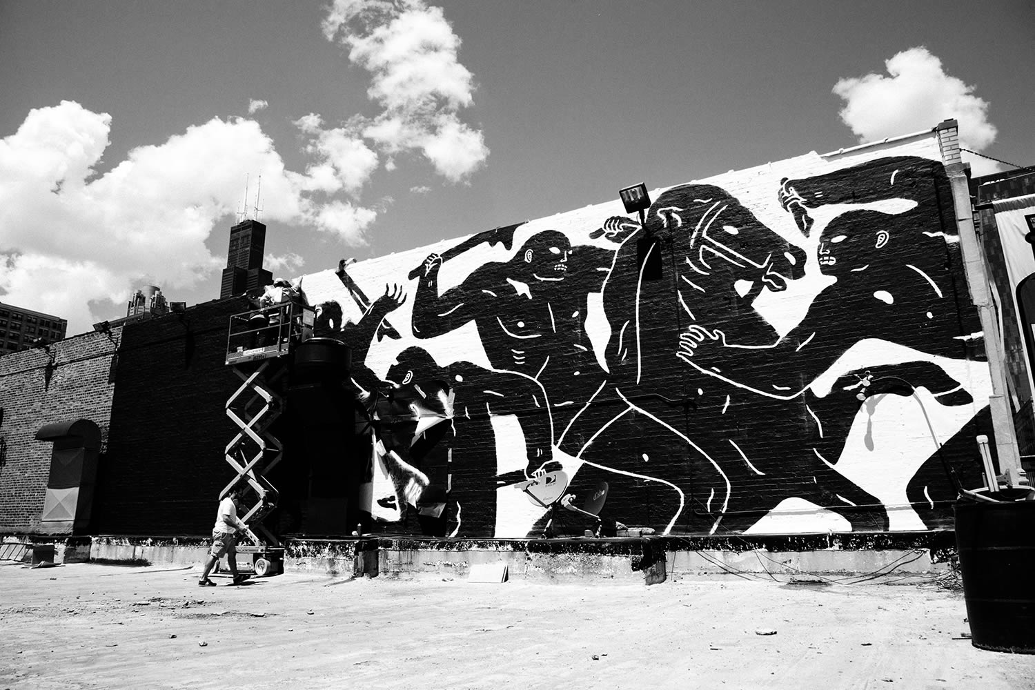 graffiti by cleon peterson