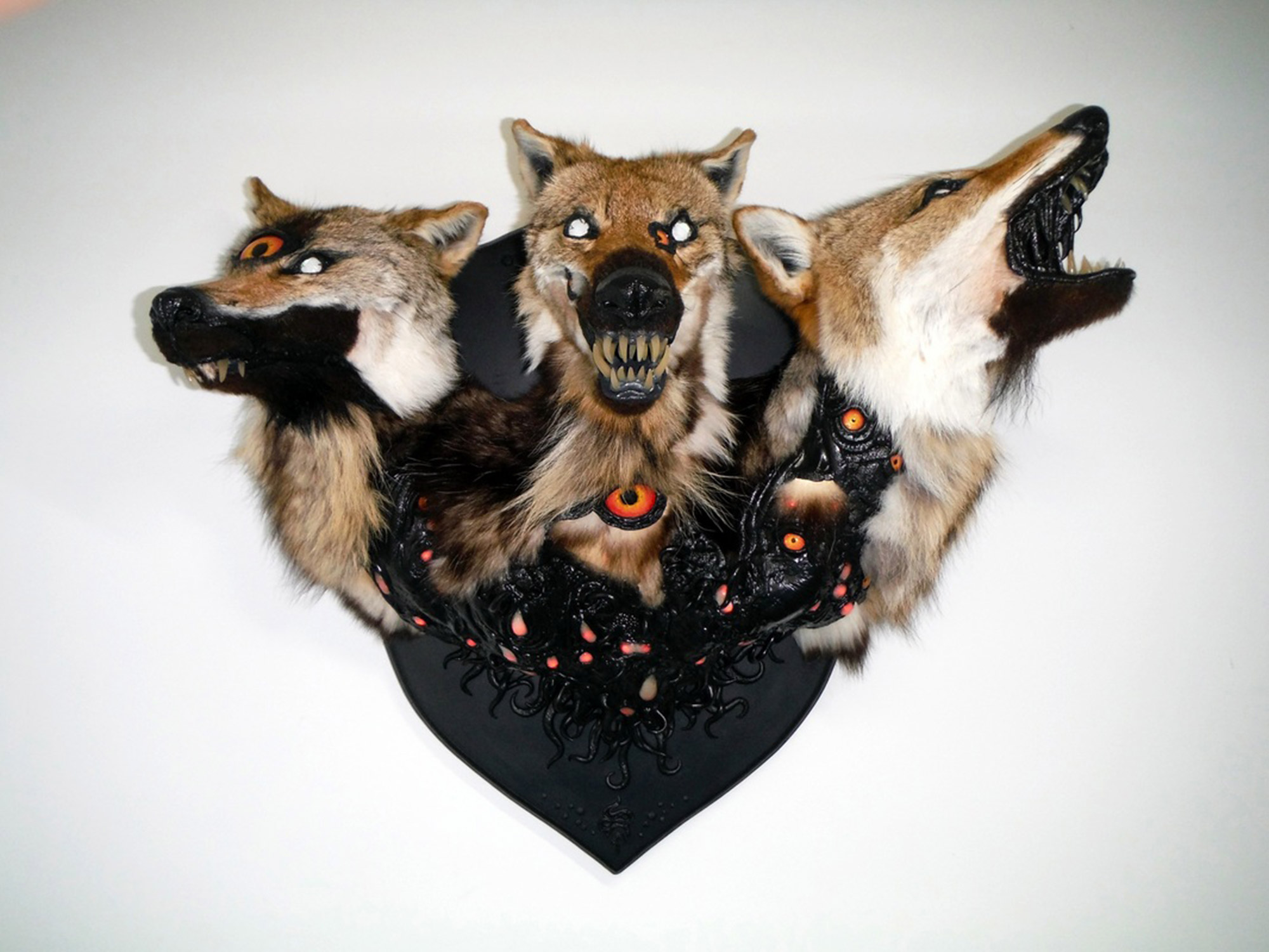 Twisted Taxidermy by Emi Slade