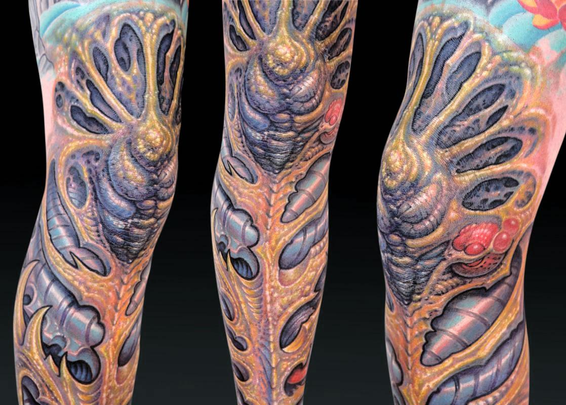 5f645c23f6af2 10 Expert Biomechanical Tattoo Artists | Scene360