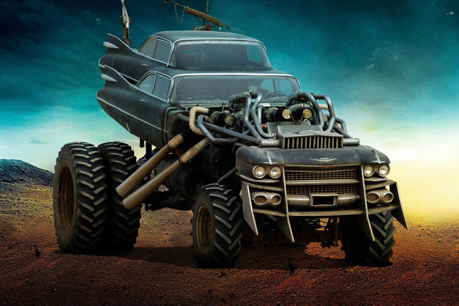 The Gigahorse – Mad Max: Fury Road
