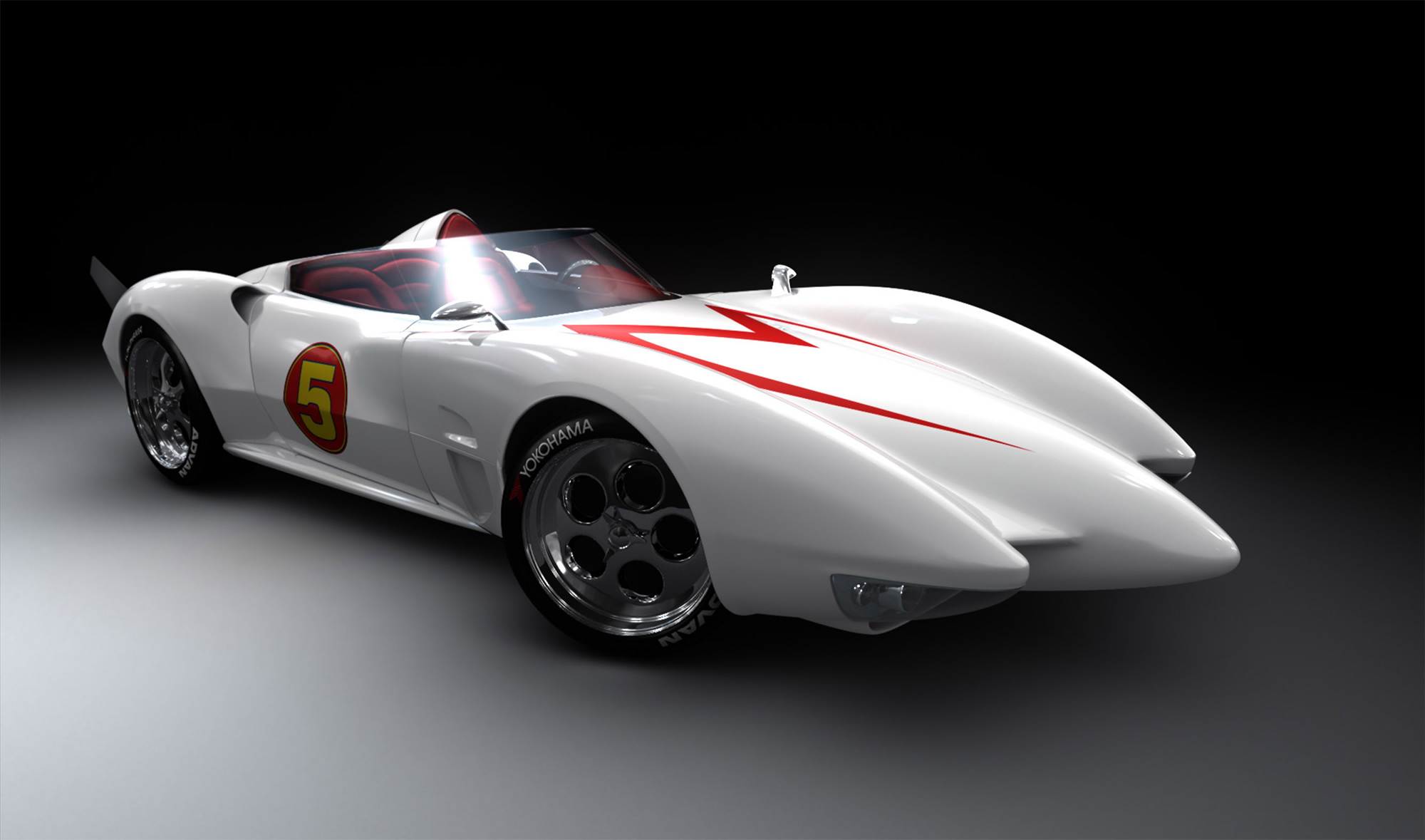 Speed Racer – Mach V