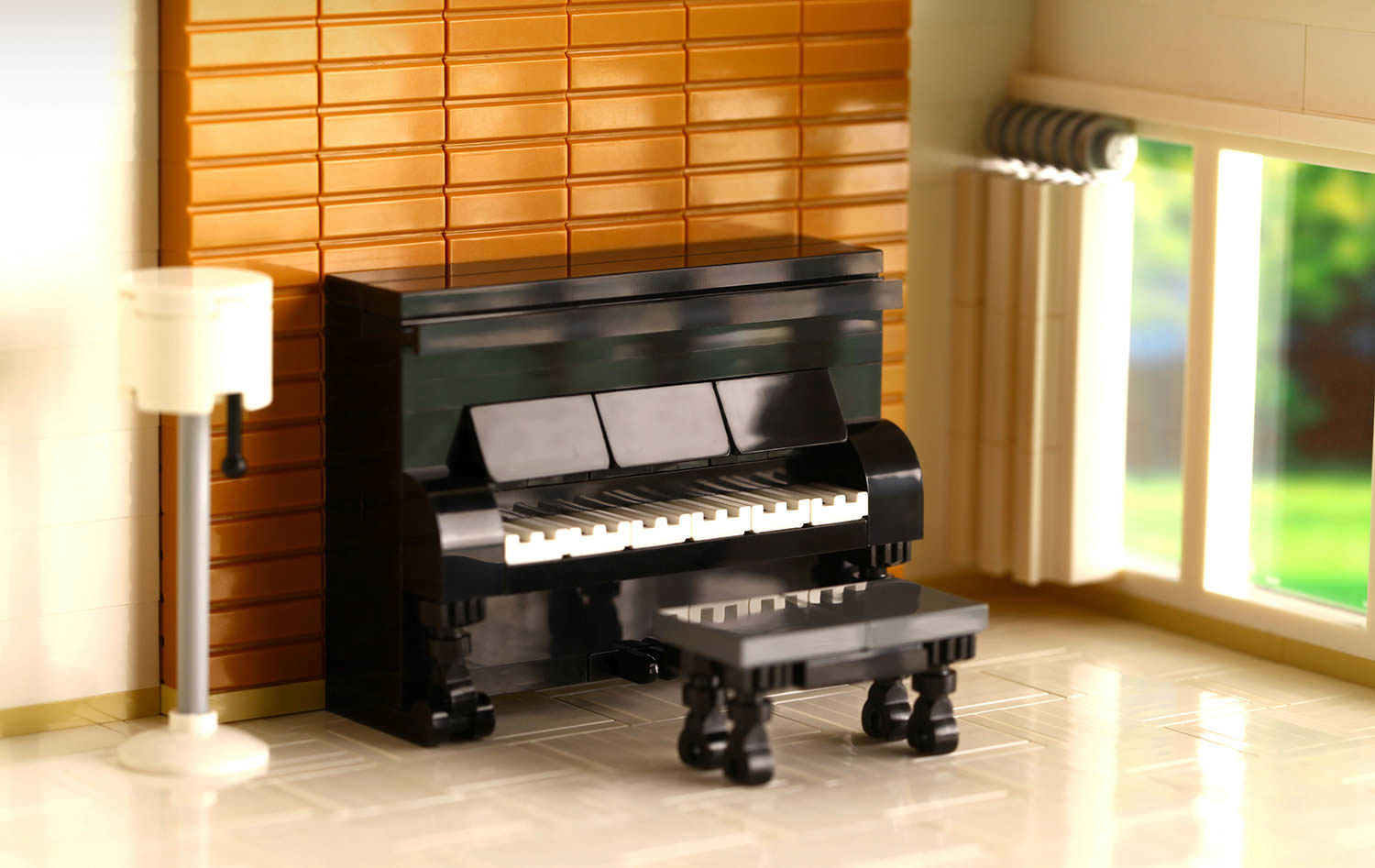 piano made in lego