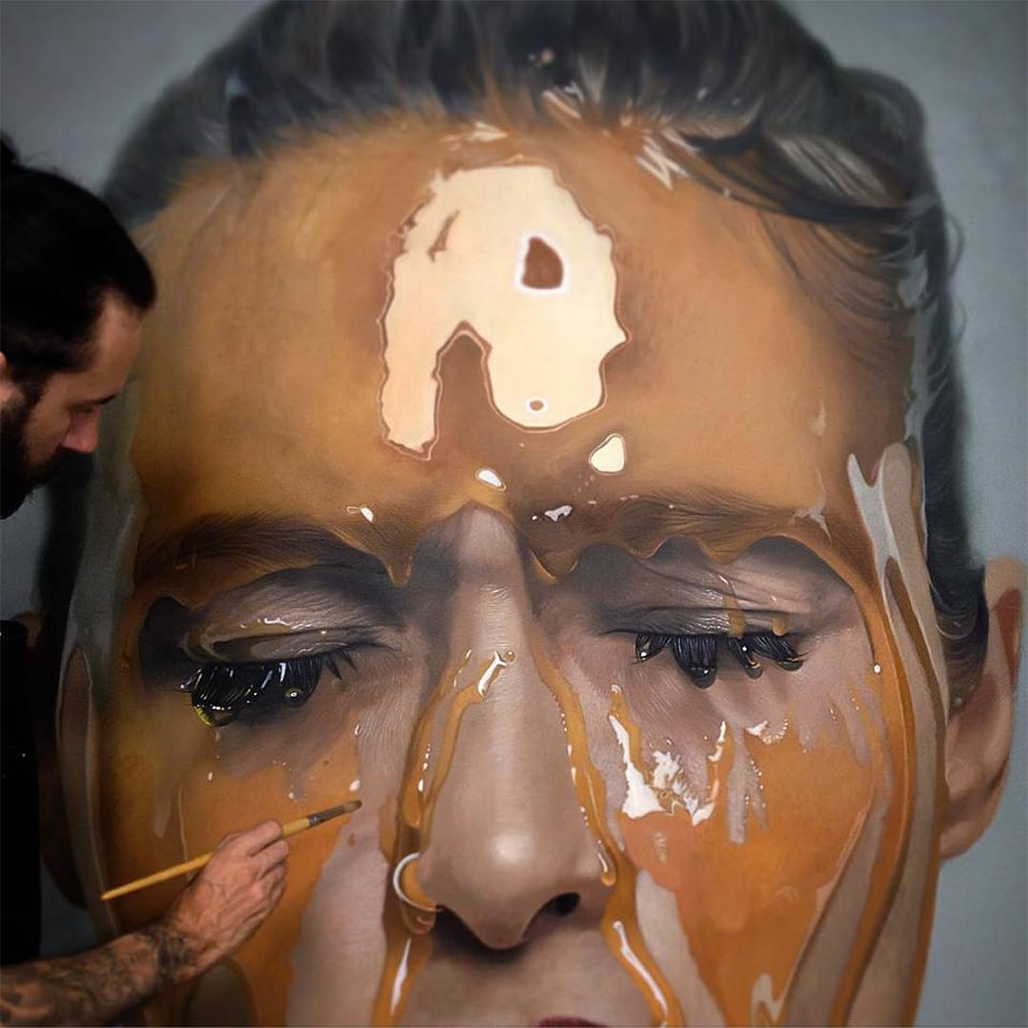 mike dargas work in progress
