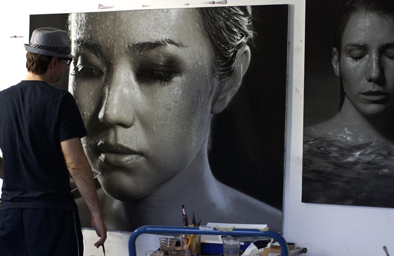 work in progress by dirk dzimirsky
