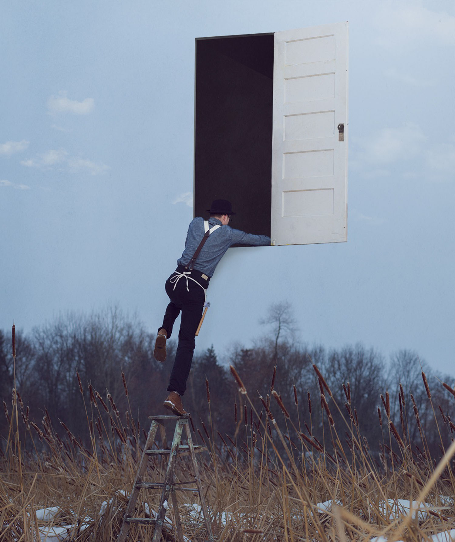 escapism surreal photography by logan zillmer