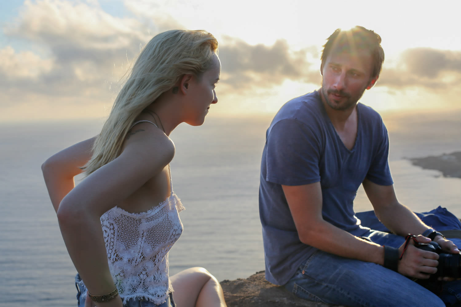 A Bigger Splash 2015 movie