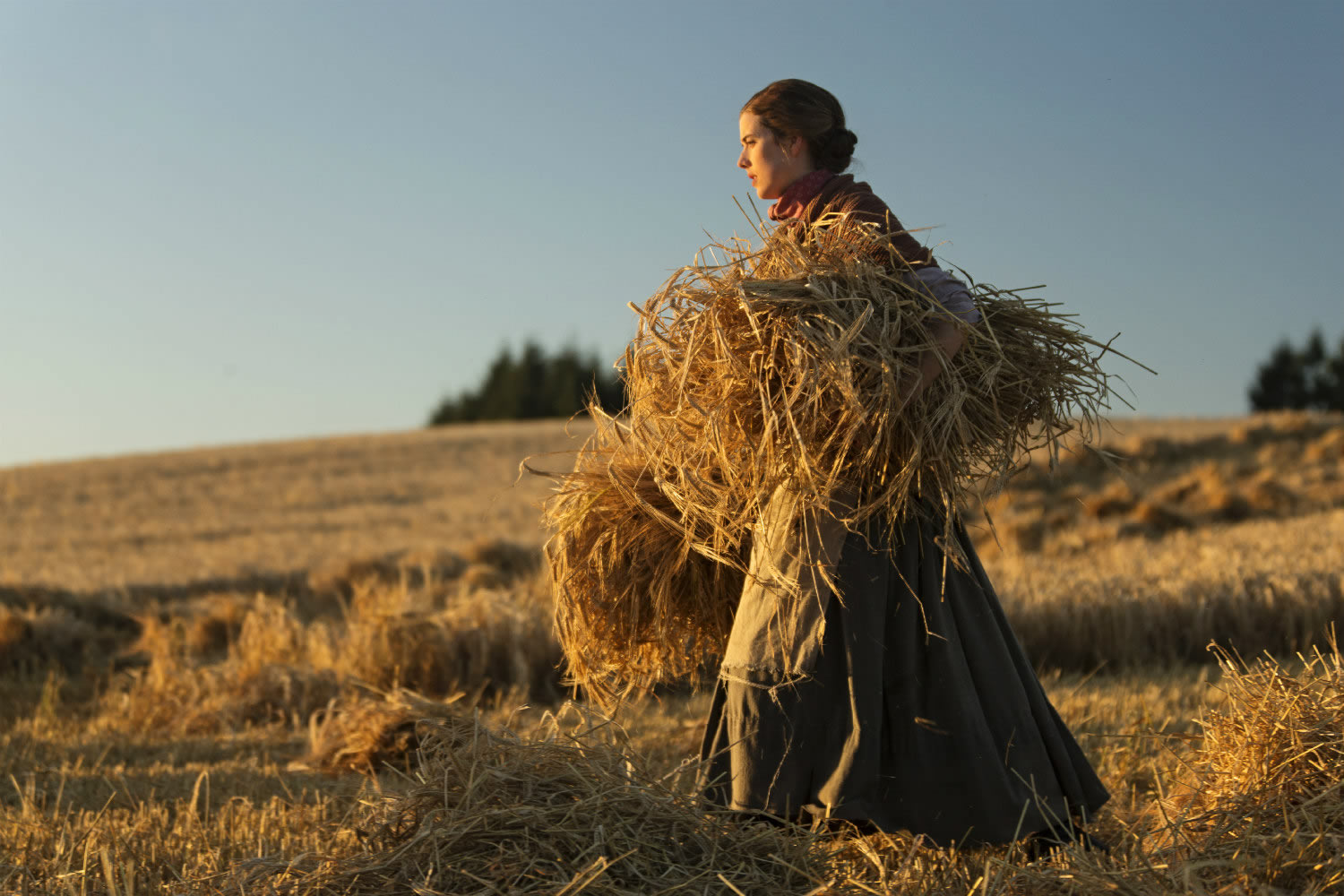 Sunset Song movie, Terence Davies