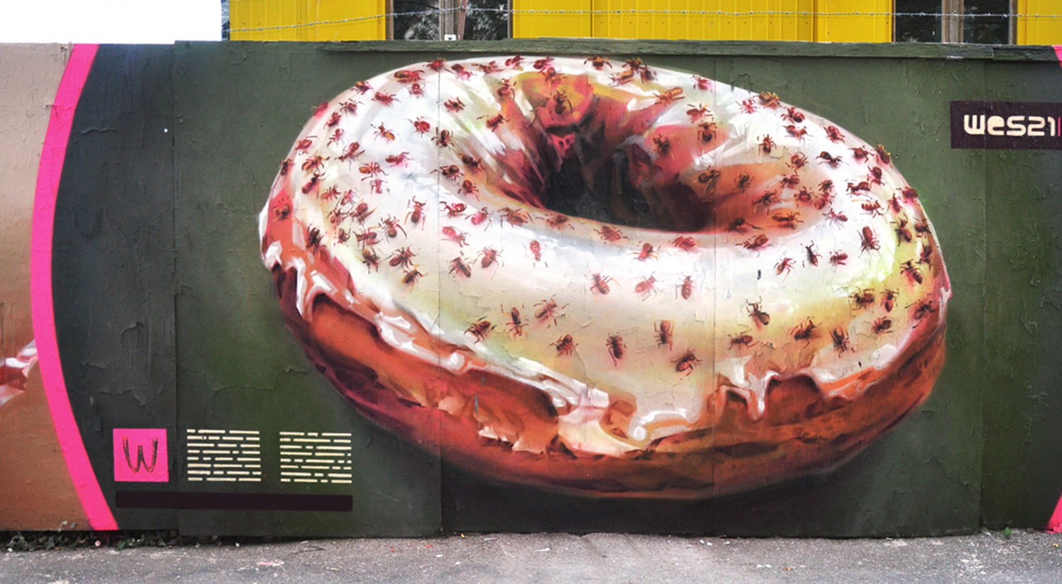 donut by remo wes21 lienhard