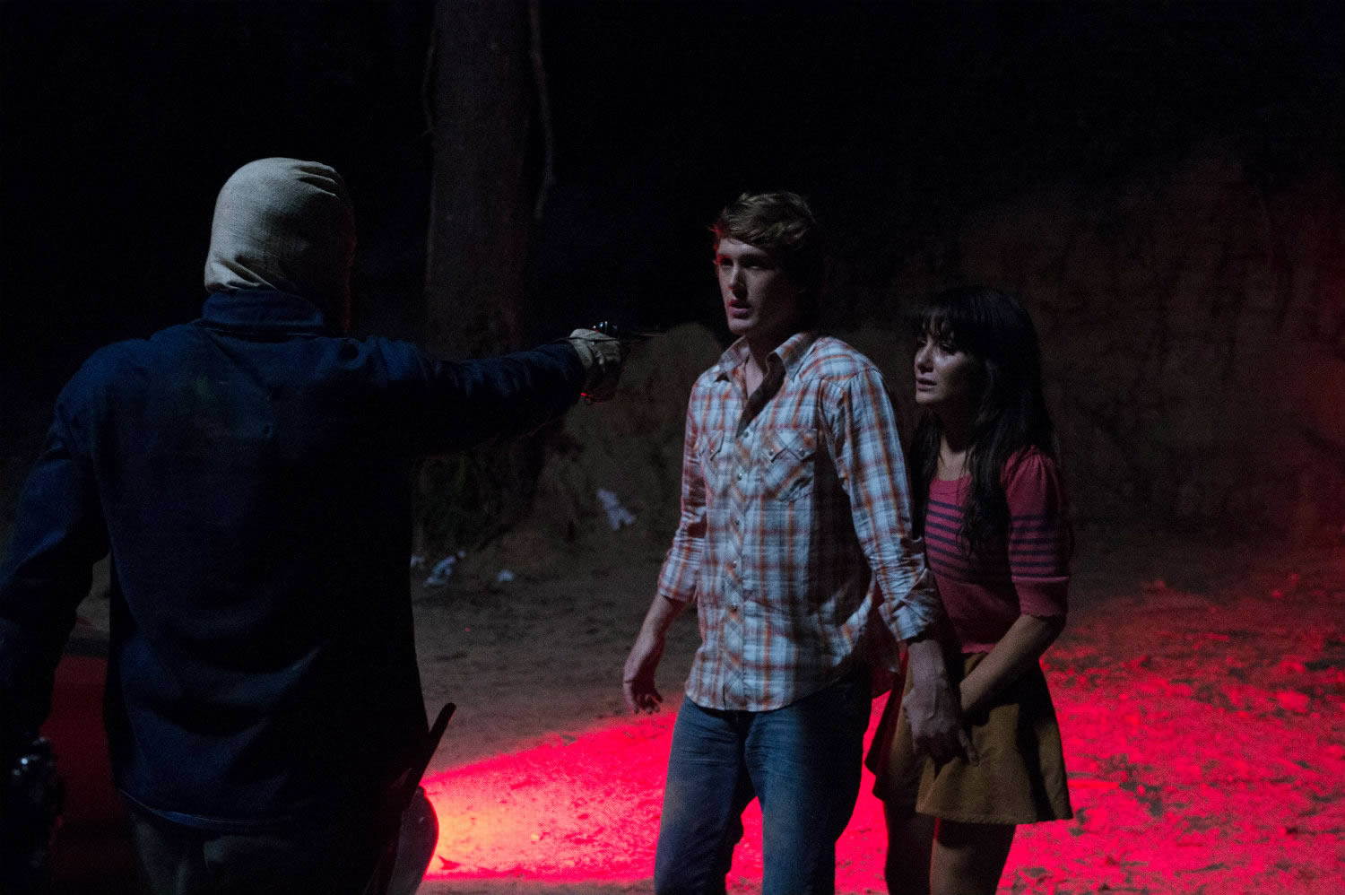 The Town That Dreaded Sundown movie, 2015