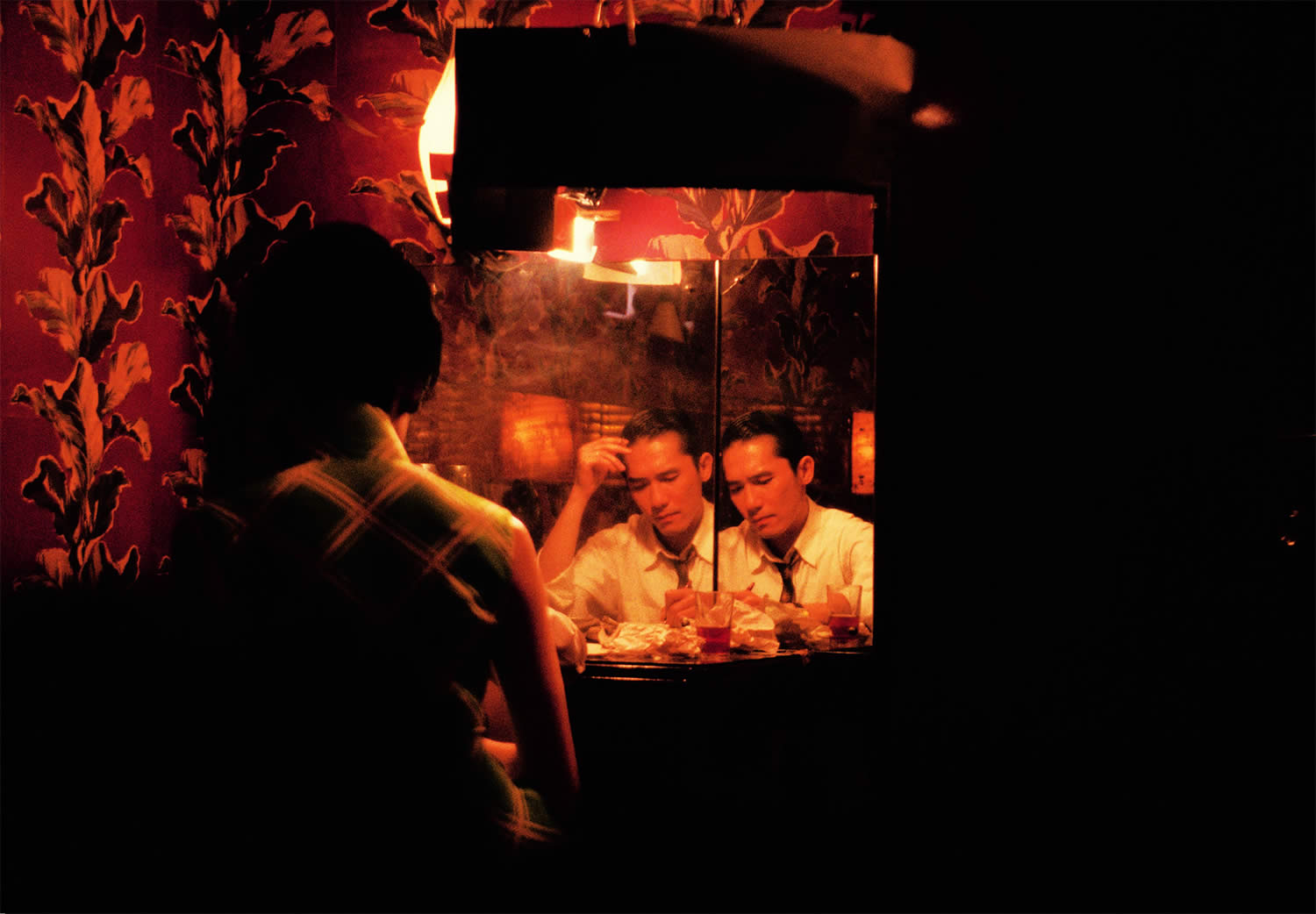 red room, in the mood for love