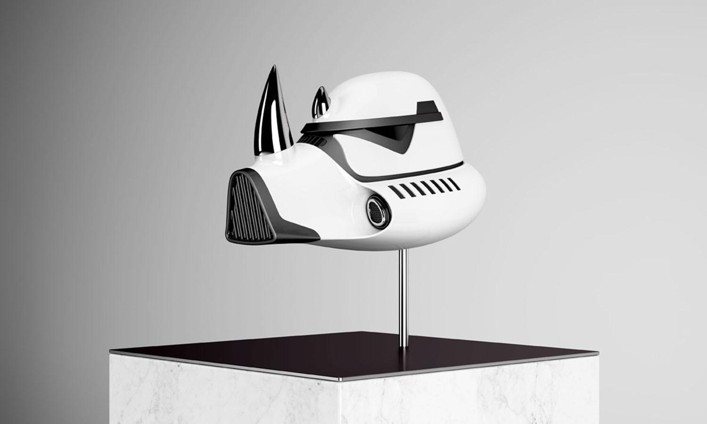 rhino x stormtrooper helmet