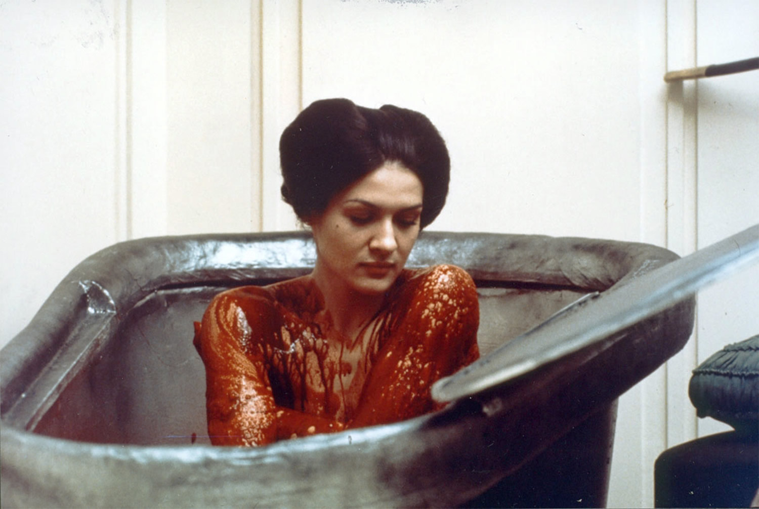paloma picasso bathing in blood, immortal tales, Contes immoraux
