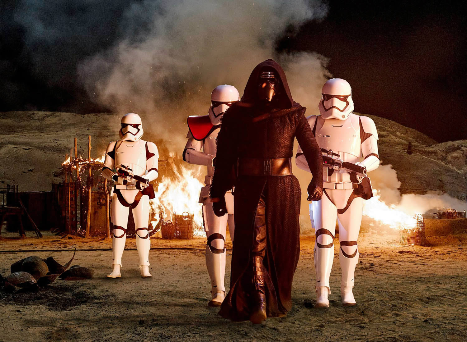 Star Wars: The Force Awakens, Kylo Ren