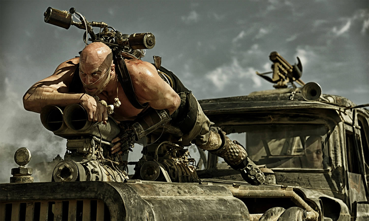 Mad Max: Fury Road, Rictus Erectus