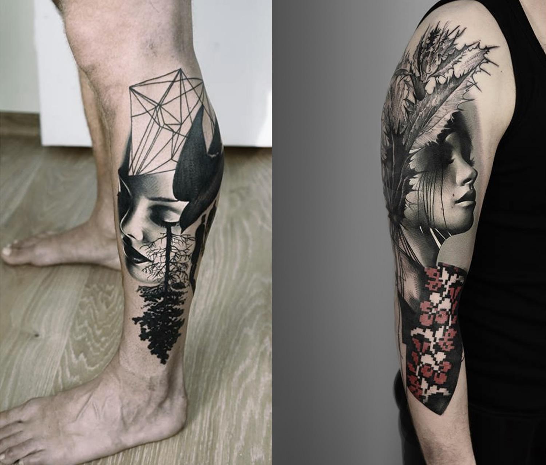 c3af58f7e5570 13 Best Tattoo Artists of 2015—Editor's Picks | Scene360