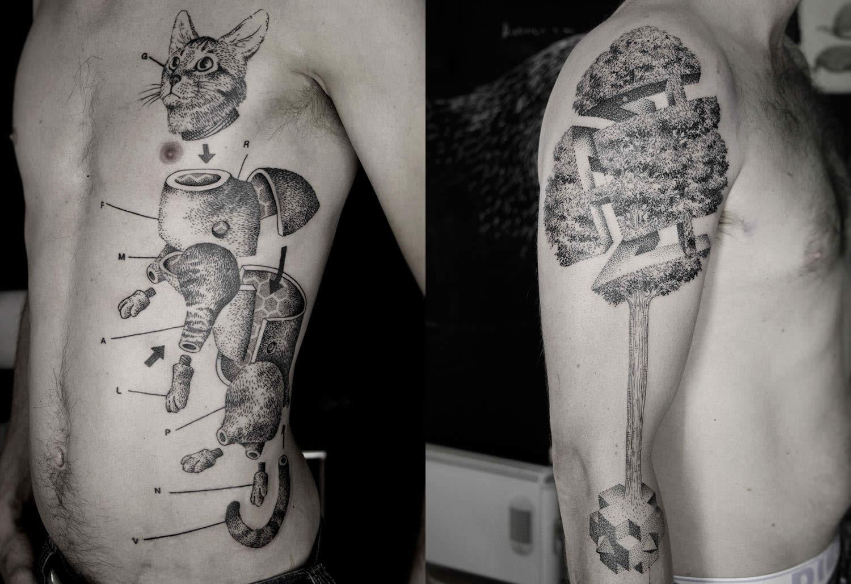 13 Best Tattoo Artists Of 2015editors Picks Scene360