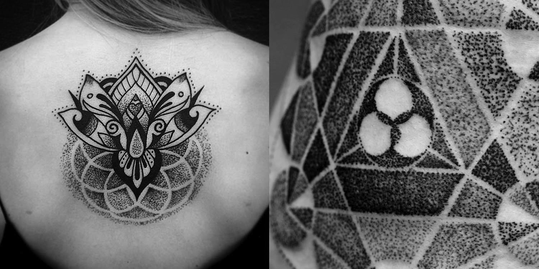 tattoos by Canyon Webb