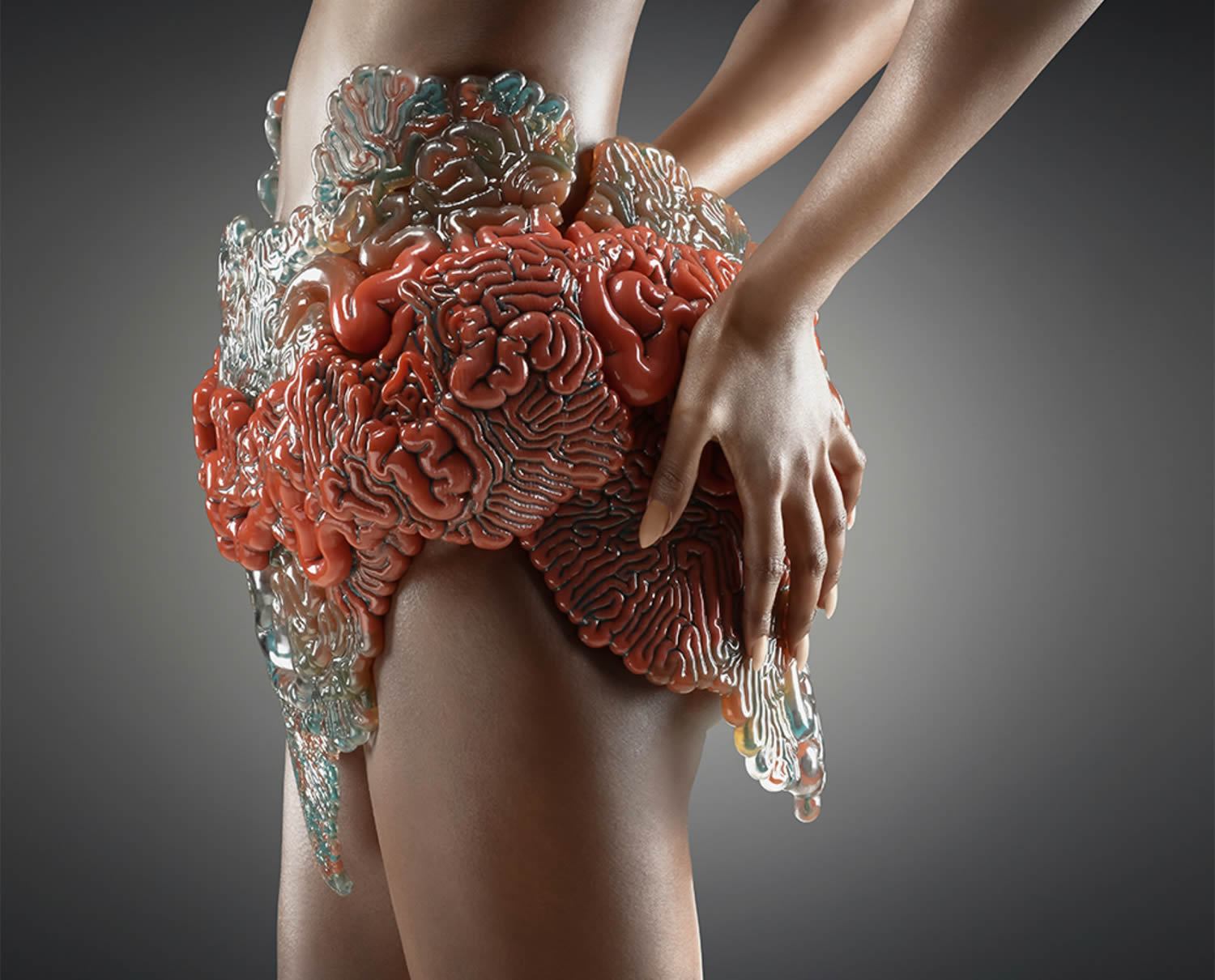 mushtari, by Neri Oxman