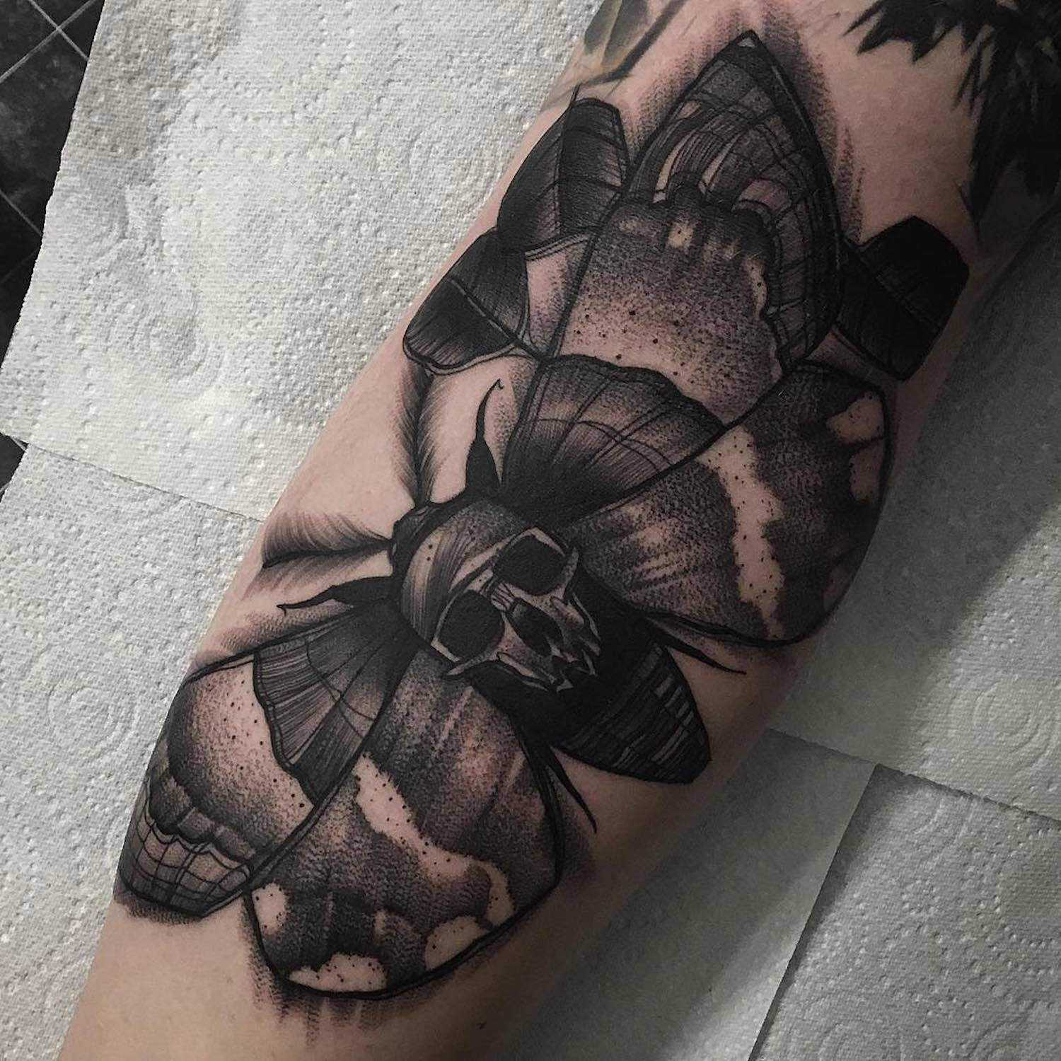 Tattoo by Phil Wilkinson